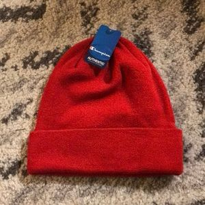 Champion Accessories - ❤ Champion Red Beanies   Hats ❤️ f77684af8c65